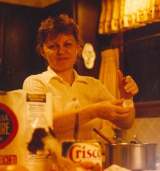 Gotowanie - pasja Marysi