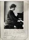 Paderewski at piano 1892 Clevelandmemory.org