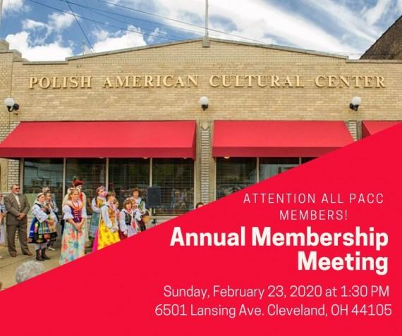 Membership Meeting 2020
